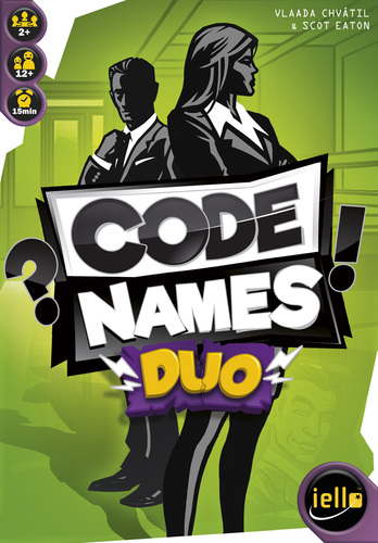Ilustration codenames duo