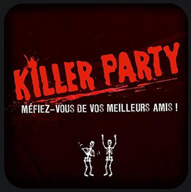 Illustration killer party