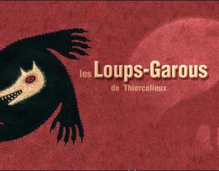 Illustration loups-garous