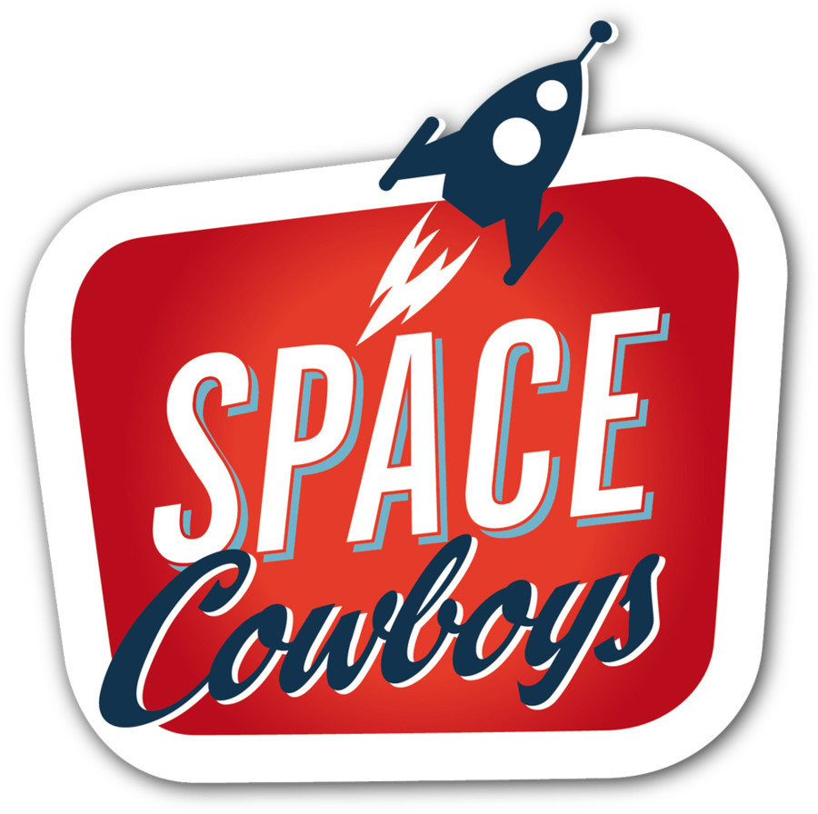 Illustration : space cowboys