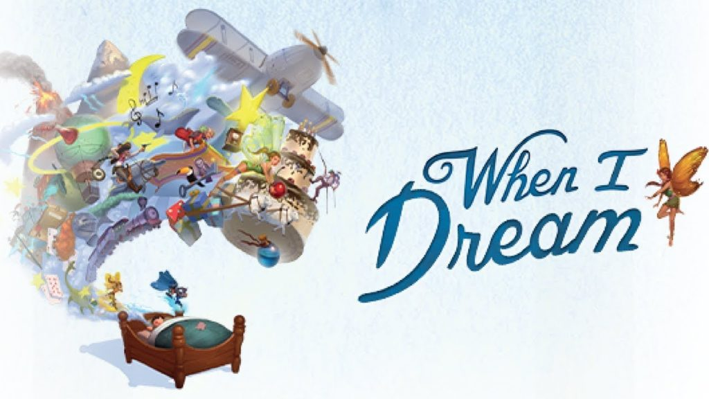 Illustration - When I Dream- un jeu de iello