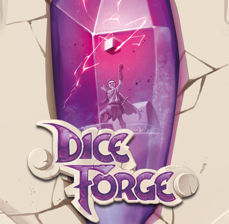 Dice forge illustration